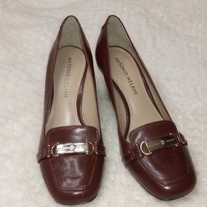Antonio Melani leather shoes
